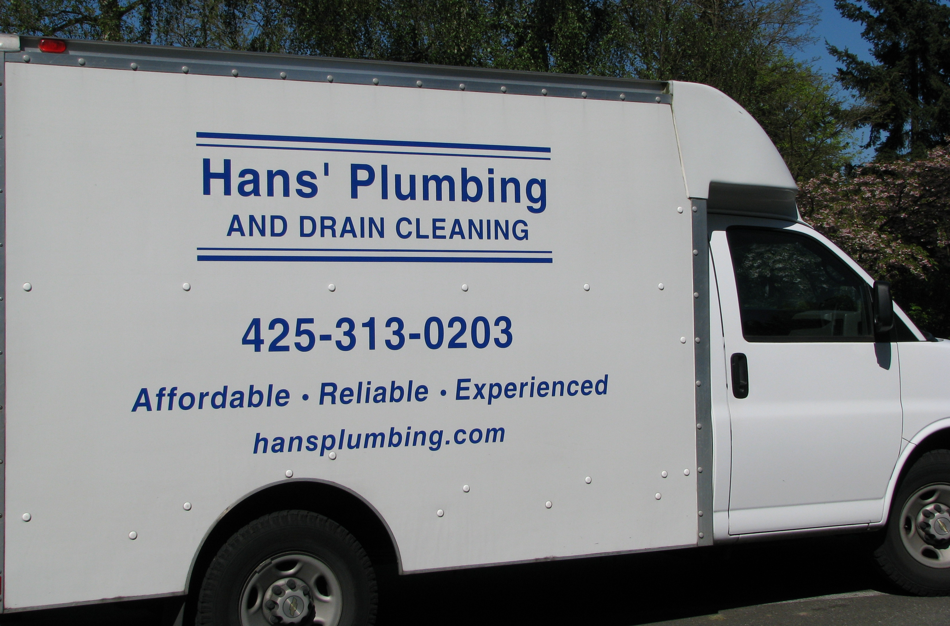 heaters plumbing over commercial a by affordable with the experience john plumber residential years hickson in home was repairs llc and licensed formed water johnwithtruck